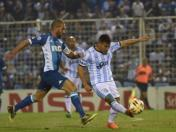Racing Club empató 2-2 con Atlético Tucumán en infartante final por la Superliga argentina