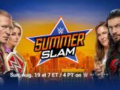 WWE SummerSlam 2018 EN VIVO ONLINE: sigue el evento en Nueva York