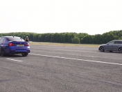 YouTube: BMW M3 CS se enfrenta al Audi RS4 Avant | VIDEO