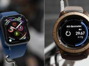 Apple Watch Series 4 vs. Samsung Galaxy Watch: ¿Cuál debería adquirir?