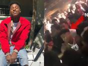 NBA Youngboy: rapero golpea a fan en pleno concierto | VIDEO