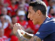 Di María anotó un golazo de media distancia en el PSG vs. Rennes | VIDEO