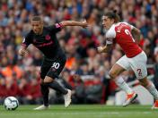 Arsenal vs. Everton EN VIVO ONLINE: igualan 0-0 por la Premier League