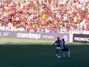 Trauco brindó una formidable asistencia en el Flamengo vs. Atlético Mineiro | VIDEO