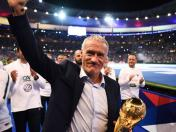 Didier Deschamps ganó premio FIFA The Best al mejor técnico
