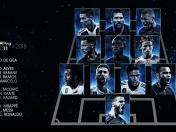 FIFA The Best EN VIVO: este es el XI ideal del año