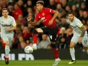 Manchester United vs. Derby County EN VIVO ONLINE: penales tras empatar 2-2 por la Capital One Cup
