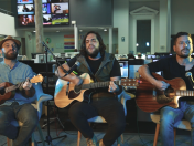 We the Lion en sesión acústica en El Comercio | VIDEO