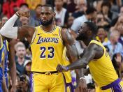 Los Ángeles Lakers vs. Trail Blazers EN VIVO vía ESPN 3: debut de LeBron James con camiseta angelina