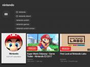 YouTube ya se halla disponible en Nintendo Switch y así se ve
