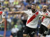 Boca Juniors vs. River Plate: Pratto decretó el 1-1 con un golazo de derecha | VIDEO | FOTOS
