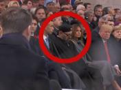 Trump sorprende al rey de Marruecos durmiendo en pleno discurso | VIDEO
