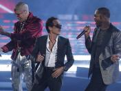 Latin Grammy: Marc Anthony, Will Smith y Bad Bunny estrenaron
