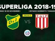 Estudiantes vs. Defensa y Justicia EN VIVO vía FOX Sports Premium: igualan 0-0 por la Superliga Argentina