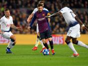 Barcelona vs. Tottenham: resumen y goles del 1-1 en el Camp Nou por la Champions League | VIDEO