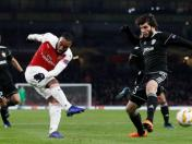 Arsenal derrotó 1-0 al Qarabag y clasificó primero de su grupo en la Europa League [VIDEO]