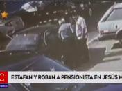 Jesús María: sujetos estafan y roban S/1.600 a adulto mayor | VIDEO