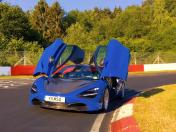 YouTube: El superdeportivo McLaren 720S se luce en Nürburgring | VIDEO