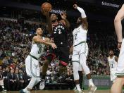NBA | Boston Celtics vs. Toronto Raptors EN VIVO: partido por la Conferencia Este