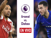 Arsenal - Chelsea EN VIVO ver EN DIRECTO: chocan por Premier League