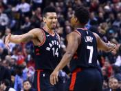 Raptors vencieron 119-90 a Grizzlies por la NBA