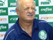 Luiz Felipe Scolari se descompuso en plena conferencia de prensa | VIDEO