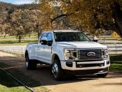 Pick-up extrema: presentan la nueva Ford Super Duty 2020 | FOTOS