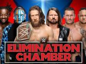 WWE Elimination Chamber 2019: día, hora y canal del gran evento en Houston, Texas