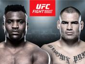 UFC Fight Night Phoenix | Velásquez vs. Ngannou EN VIVO: sigue las incidencias del evento