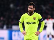 Barcelona, con Lionel Messi, igualó 0-0 ante Lyon por octavos de final de la Champions League | VIDEO