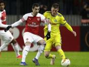 Arsenal vs. Bate Borisov EN VIVO ONLINE vía Fox Sports: juegan por los 16avos de la Europa League