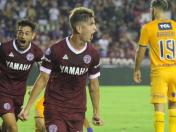 Lanús ganó 2-0 a Rosario Central por la fecha 20° de la Superliga Argentina | VIDEO