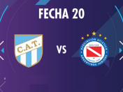 Atlético Tucumán vs. Argentinos Juniors EN VIVO vía Fox Sports: juegan por la Superliga Argentina