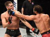 UFC Fight Night Londres: Masvidal noqueó a Darren Till con un violento golpe | VIDEO
