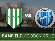 Banfield vs. Godoy Cruz EN VIVO vía TyC Sports: HOY por Superliga Argentina