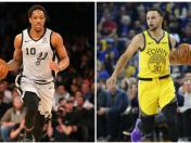 Warriors vs. Spurs EN VIVO vía ESPN: duelo Demar DeRozan-Stephen Curry en el AT&T Center por NBA