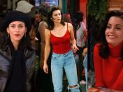 Friends: 8 looks de Monica Geller que querrás copiar