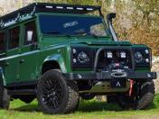 Game of Thrones: crean una Land Rover Defender inspirada en la serie | FOTOS