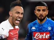 Arsenal vs. Napoli: choque imperdible en los cuartos de final de la Europa League | EN VIVO | ONLINE