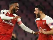 Arsenal venció 1-0 al Napoli y clasificó a la semifinal de Europa League [VIDEO]