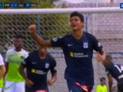 Alianza Lima vs. Pirata FC: Beltrán anotó el 2-2 con un potente cabezazo | VIDEO