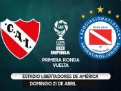 Independiente vs. Argentinos Juniors EN VIVO vía FOX Sports 2: duelo por Copa Superliga Argentina