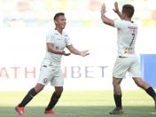 Universitario goleó 4-0 a Sport Boys en el Monumental por la fecha 10° de la Liga 1 | VIDEO