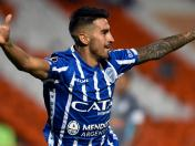 Godoy Cruz vs. Sporting Cristal: Lucero anotó golazo para el 2-0 con gran remate cruzado | VIDEO