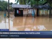 Ucayali: intensas lluvias inundan viviendas en Pucallpa | VIDEO