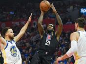 Golden State Warriors vs. Los Ángeles Clippers EN VIVO vía ESPN: se miden por los playoff de la NBA