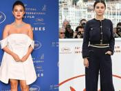 Selena Gómez sorprende con estos looks en su debut en Cannes | FOTOS