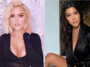 Khloé y Kourtney Kardashian recrean fotografía de su 'reality' en Miami [FOTOS]