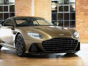 Aston Martin DBS Superleggera rinde homenaje a la película de James Bond | FOTOS