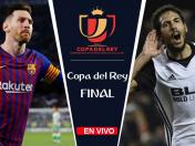 Barcelona vs. Valencia EN VIVO vía DirecTV Sports: culés caen 2-0 por final de la Copa del Rey | VIDEO